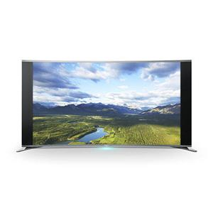"""Sony All LED HDTVs 65"""" S990A Cinematic Curved LED HDTV"""