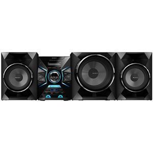 Sony Shelf Stereo Systems 1600 Watt Music System