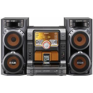 Sony Shelf Stereo Systems Muteki™ Hi-Fi Music System