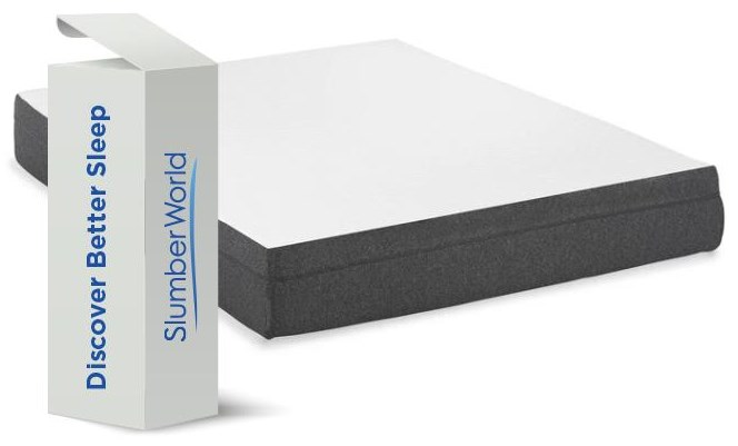 Daisy Daisy Twin Firm Mattress in a Box by South Bay International at HomeWorld Furniture