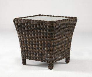 Del Ray End Table by South Sea Rattan & Wicker at C. S. Wo & Sons Hawaii