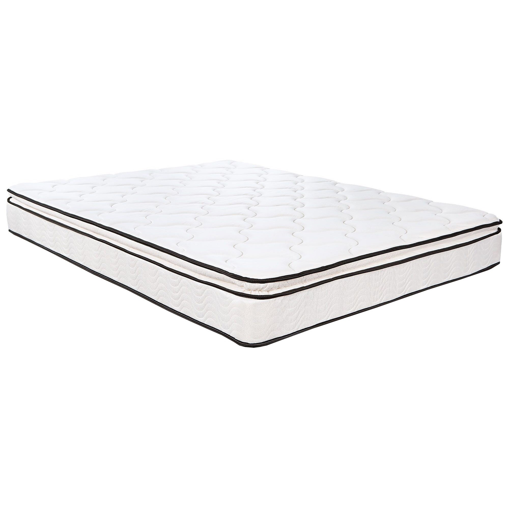 4400 PT Queen Innerspring Mattress by Southerland Bedding Co. at Wilcox Furniture