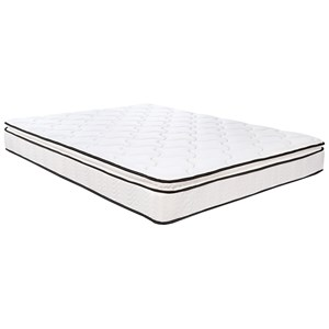 Twin Pillow Top Innerspring Mattress