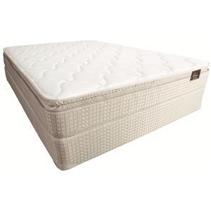 Southerland Bedding Co. Esteem Twin Pillow Top Mattress Set