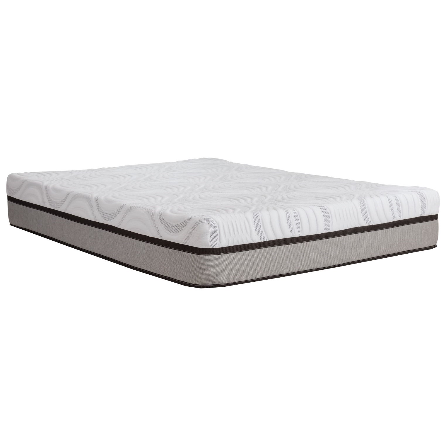 Lyndale Plush Hybrid Full Hybrid Mattress by Southerland Bedding Co. at Wilcox Furniture
