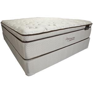Southerland Bedding Co. Sleep XPressions Donovan Full Super Pillow Top Mattress