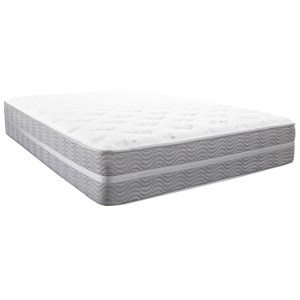 "Twin 14"" Plush Pocketed Coil Mattress"