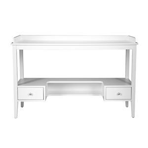 Southern Enterprises Desks and Chairs Piedmont Espresso Desk