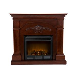 Southern Enterprises Fireplaces  Sicilian Electric Fireplace