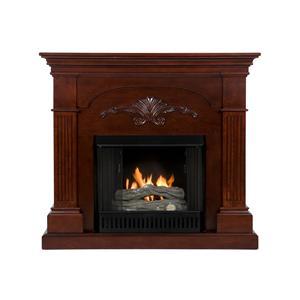 Southern Enterprises Fireplaces  Sicilian Gel Fuel Fireplace