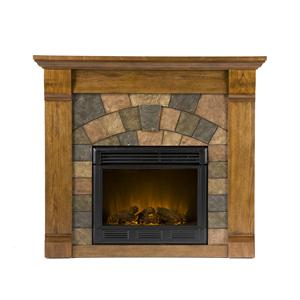 Southern Enterprises Fireplaces  Elkmont Electric Fireplace