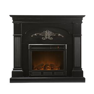 Southern Enterprises Fireplaces  Sicilian Harvest Electric Fireplace