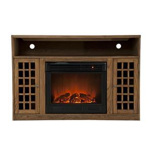 Southern Enterprises Fireplaces  Fairfax Media Electric Fireplace