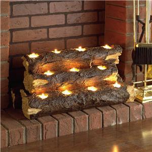 Southern Enterprises Fireplaces  Fireplace Log