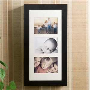 Southern Enterprises Jewelry Armoires Black Photo Display Jewelry Wall Armoire
