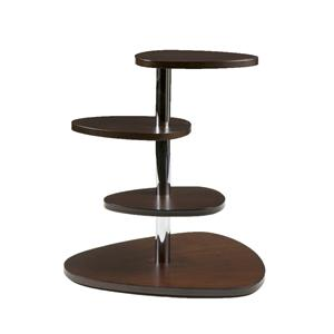 Southern Enterprises Occasional Tables Tier Stand End Table