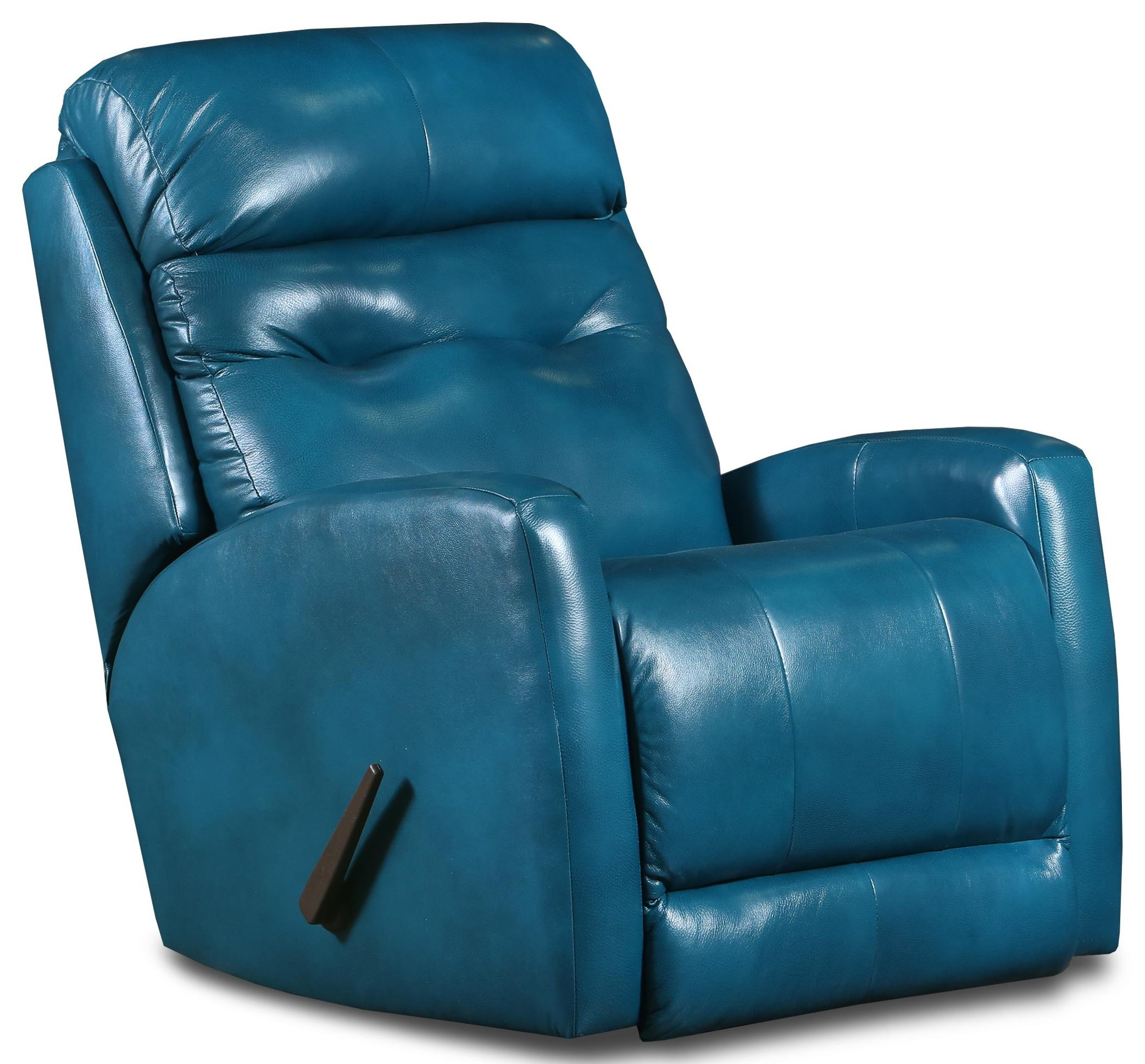 1157 Rocker Recliner 1157 LEATHER Rocker Recliner 906-31 by Southern Motion at Furniture Fair - North Carolina