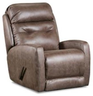 1157 Rocker Recliner 1157 LEATHER Rocker Recliner by Southern Motion at Furniture Fair - North Carolina