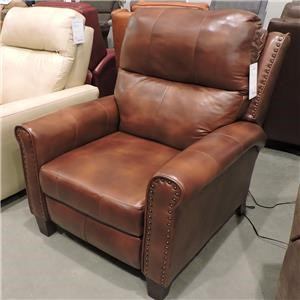 Recliner With Power Headrest