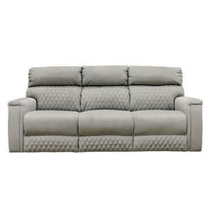 Platinum Socozi Power Reclining Sofa with Power Headrest, Footrest, and Lumbar