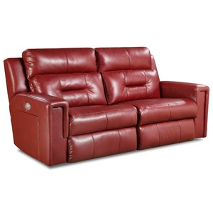 Two Seat Reclining Sectional