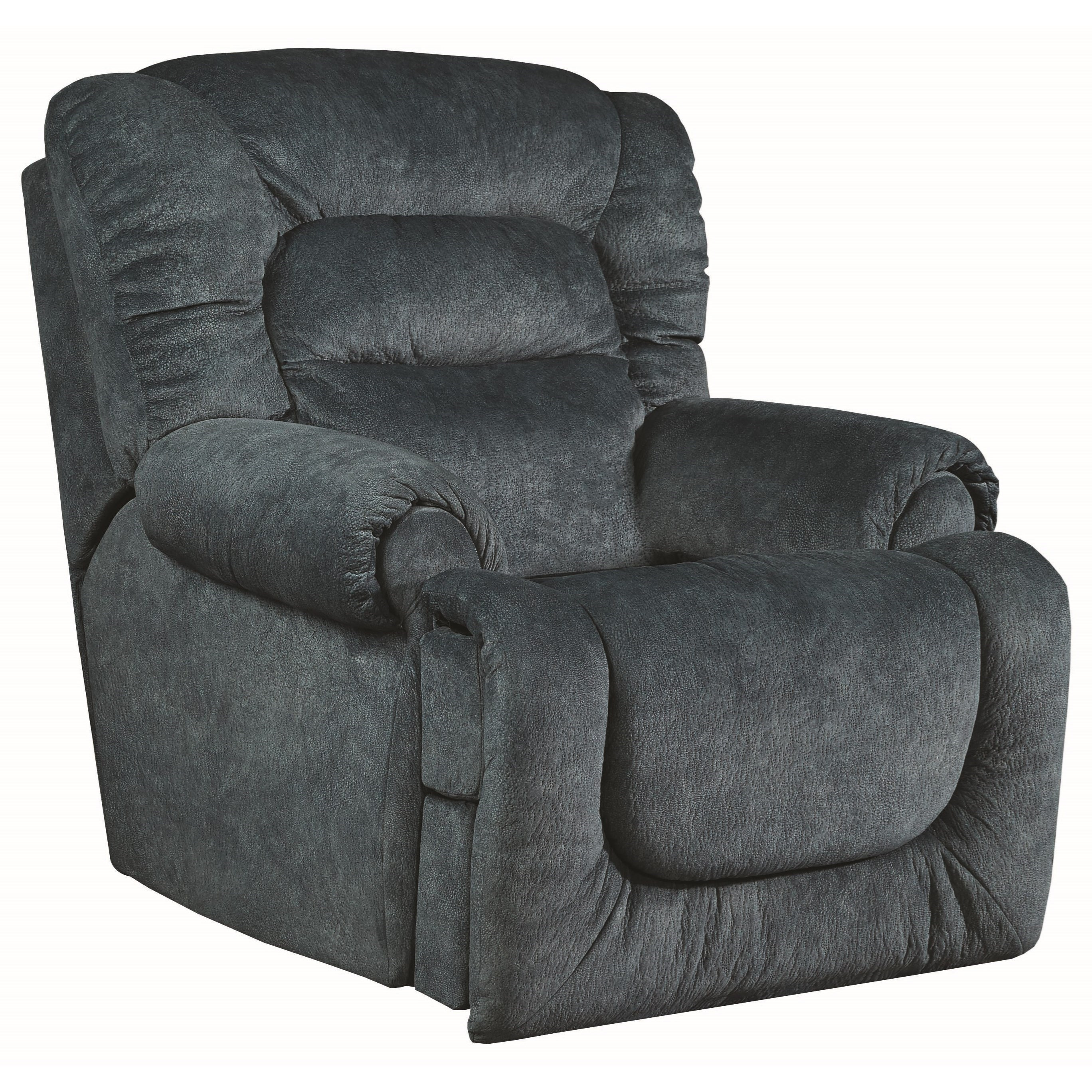 All Star Pwr Headrest Big Man Wall Recliner w/ SoCozi by Southern Motion at Suburban Furniture