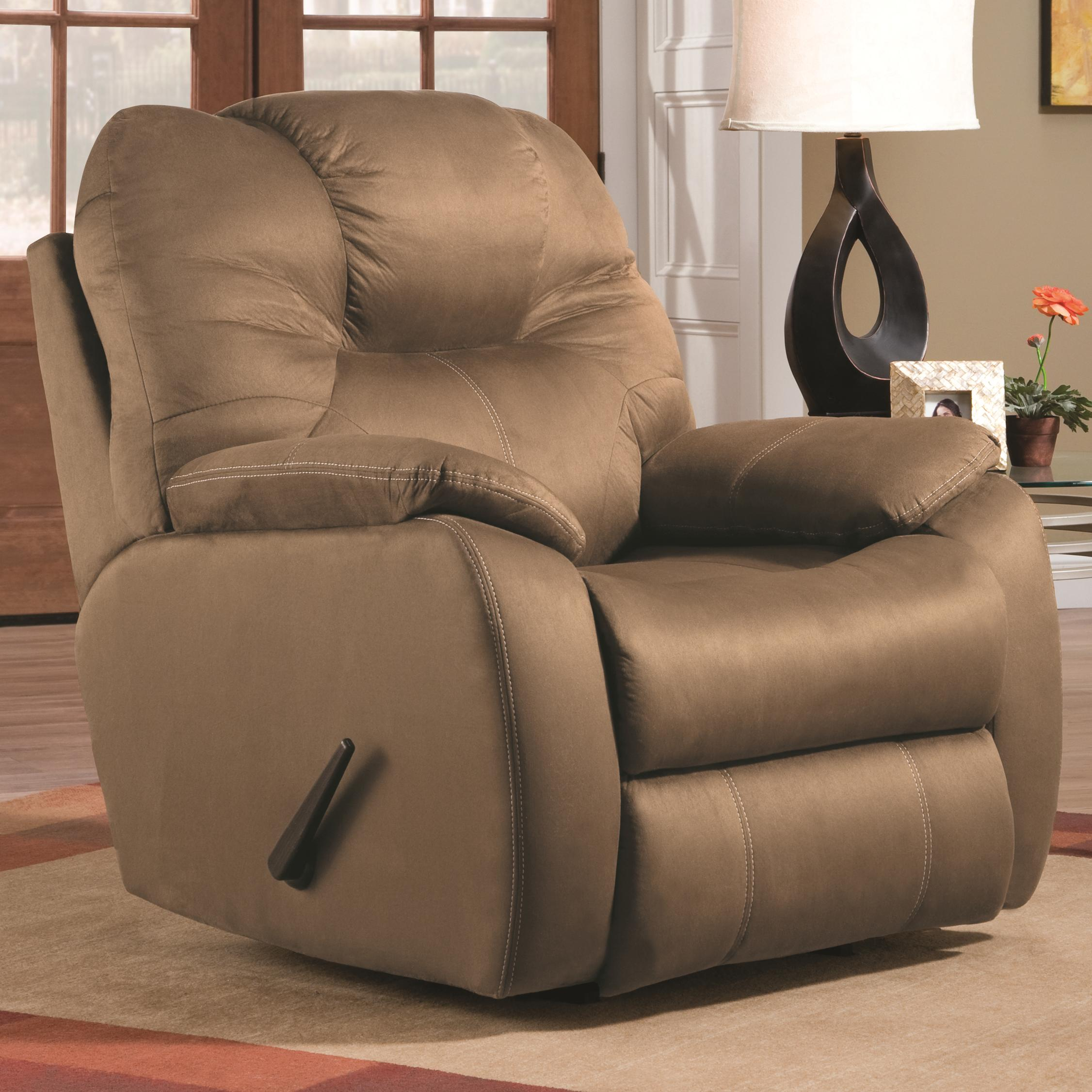 Avalon Rocker Recliner by Southern Motion at Lapeer Furniture & Mattress Center