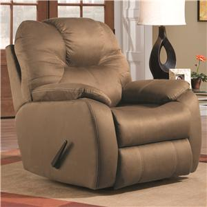 Comfortable Wall Hugger Recliner