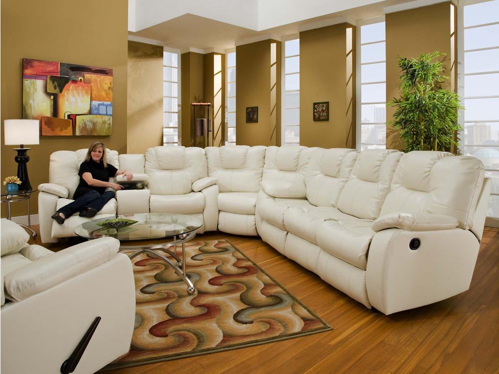 Avalon 3 Pc. Sectional by Southern Motion at Lapeer Furniture & Mattress Center