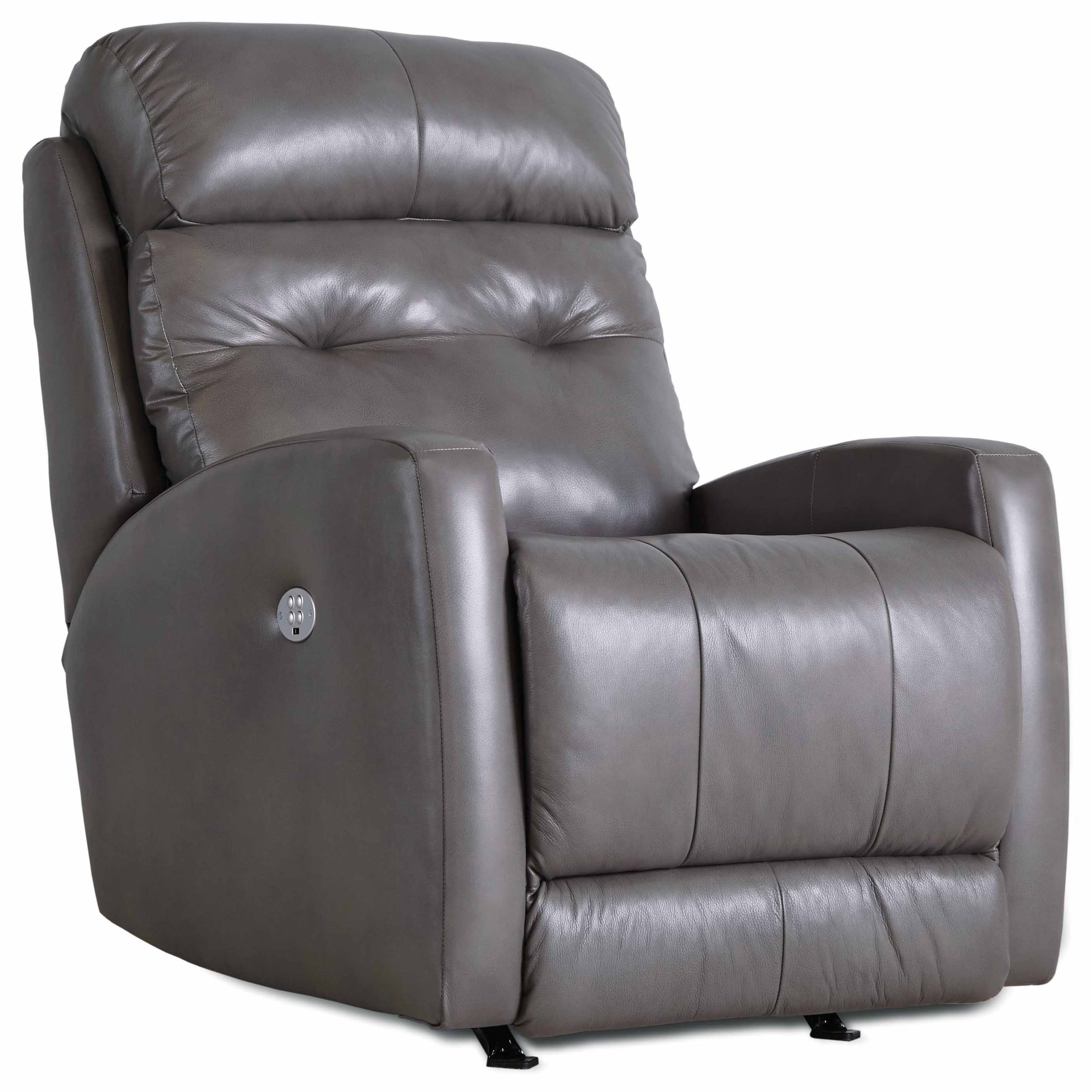 Bank Shot Power Plus Rocker Recliner by Southern Motion at Sparks HomeStore