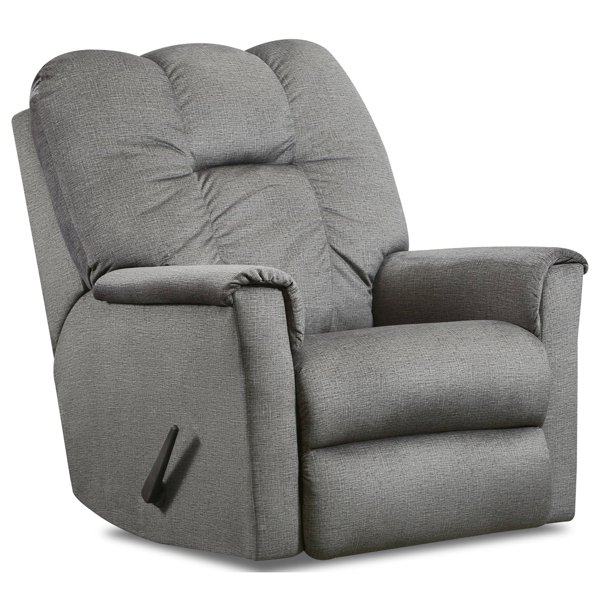 Baxter Rocker Recliner by Southern Motion at Furniture Barn