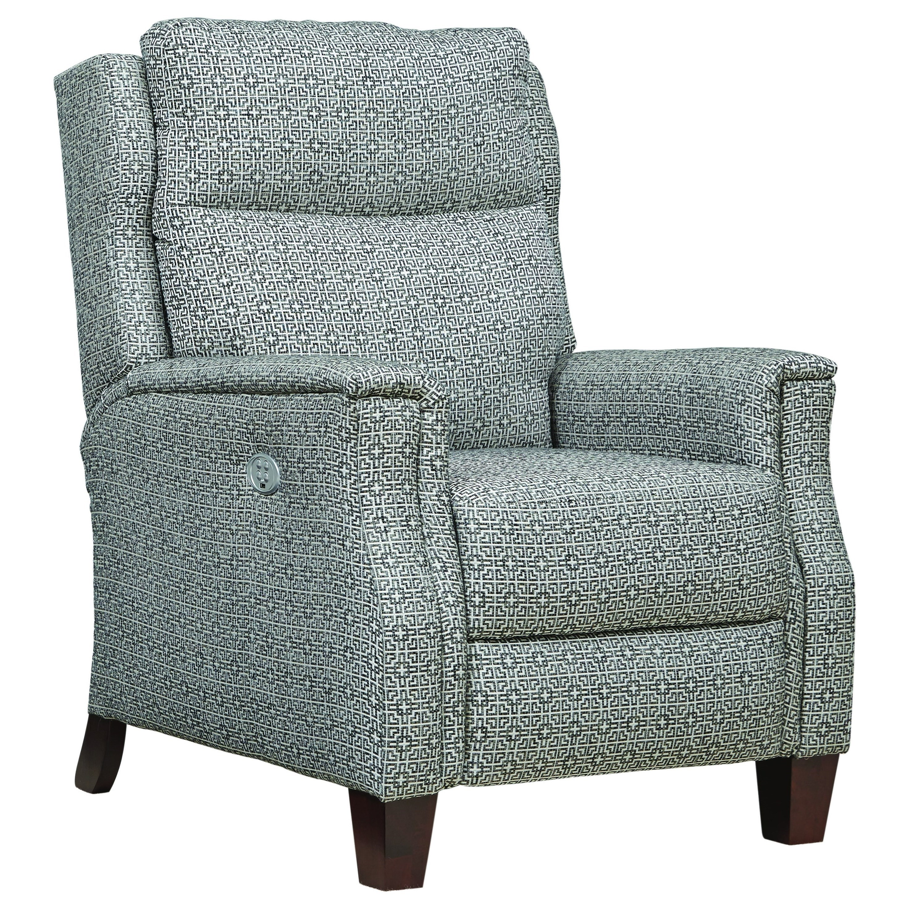 Bowie Power Plus High Leg Recliner by Southern Motion at Sparks HomeStore