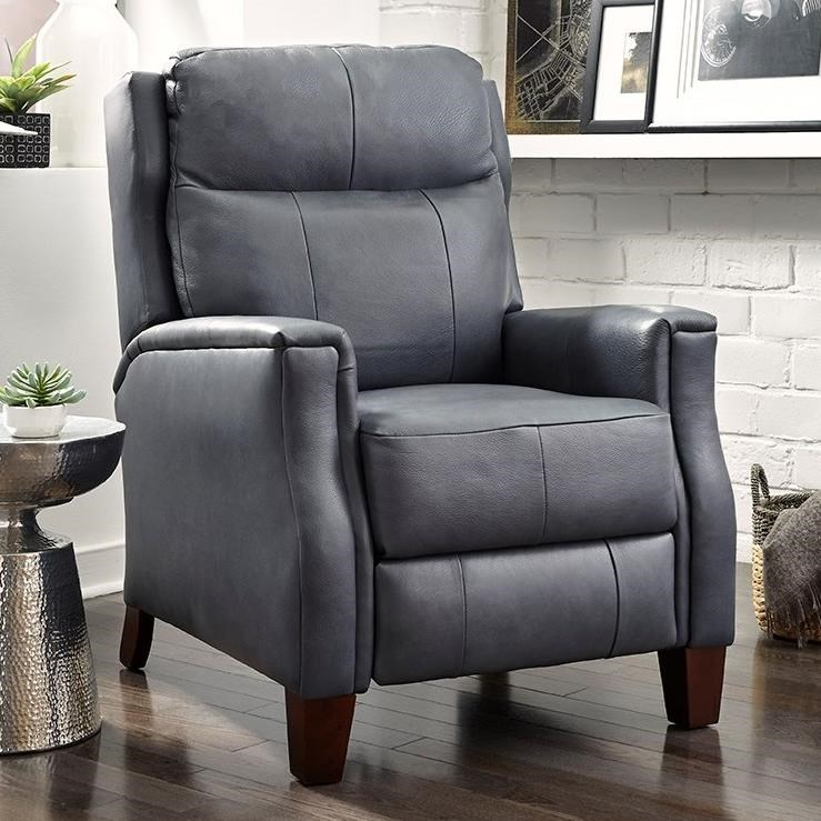Bowie Power Headrest Recliner by Southern Motion at Fashion Furniture