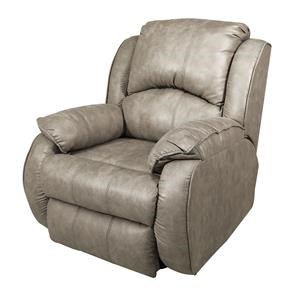 Power Wall Hugger Recliner with Pillows Arms