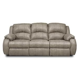 Power Reclining Sofa with Power Headrests and Footrests