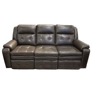 Castiel Leather Power Sofa