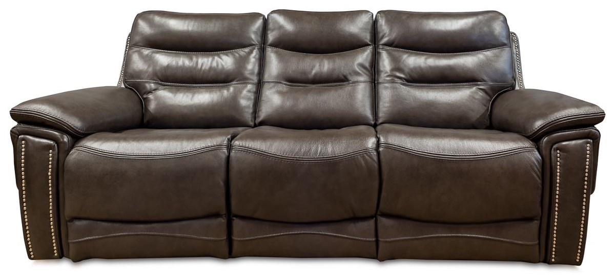 City Lights Power Headrest Sofa by Design to Recline at Rotmans