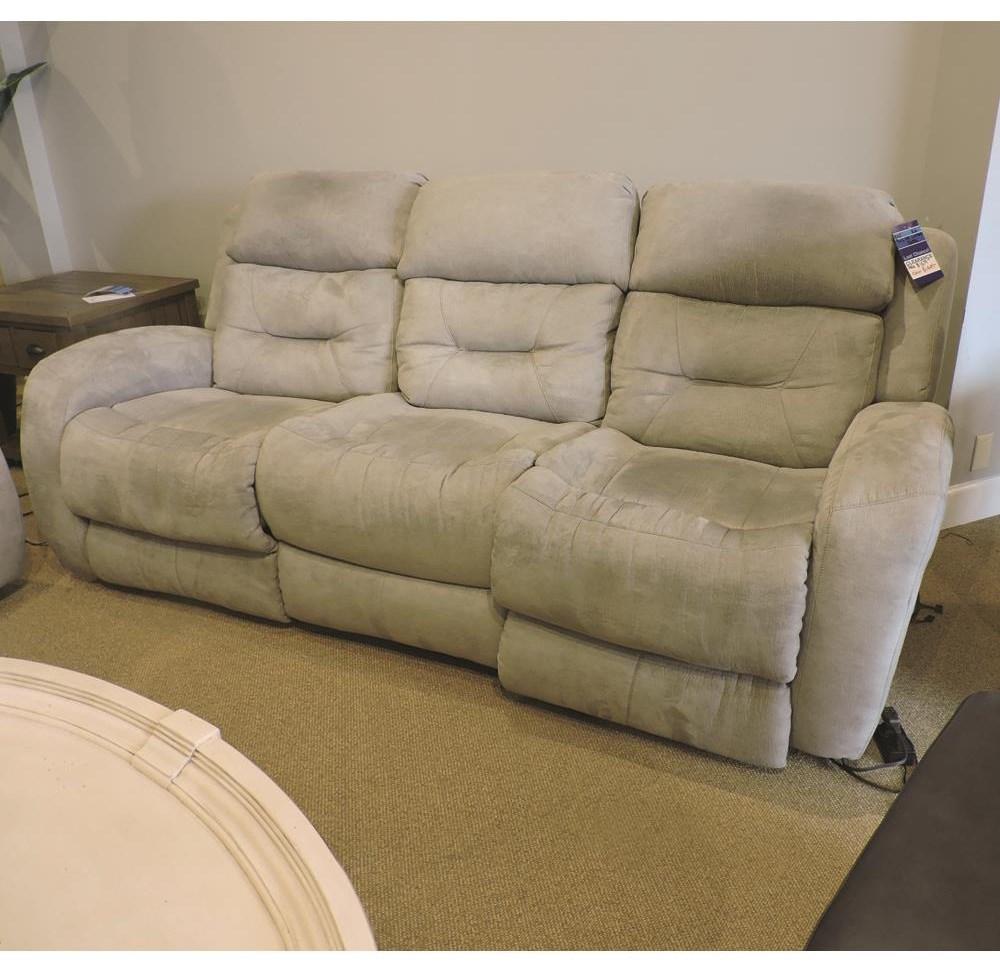 Clearance Power Lumbar Sofa by Belfort Motion at Belfort Furniture