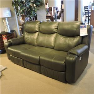 Silas Power Headrest Reclining Sofa