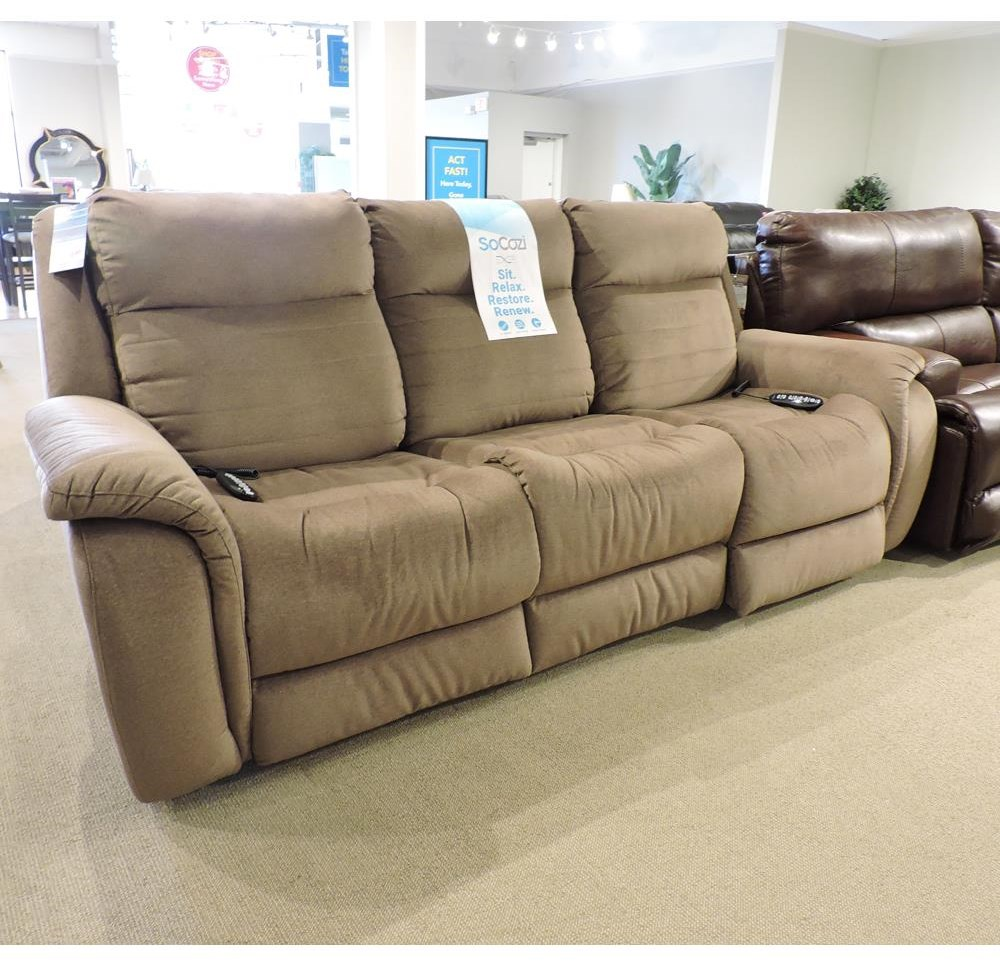 Clearance Essex Power Sofa by Belfort Motion at Belfort Furniture