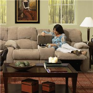 Southern Motion Continental 792 Reclining Console Sofa