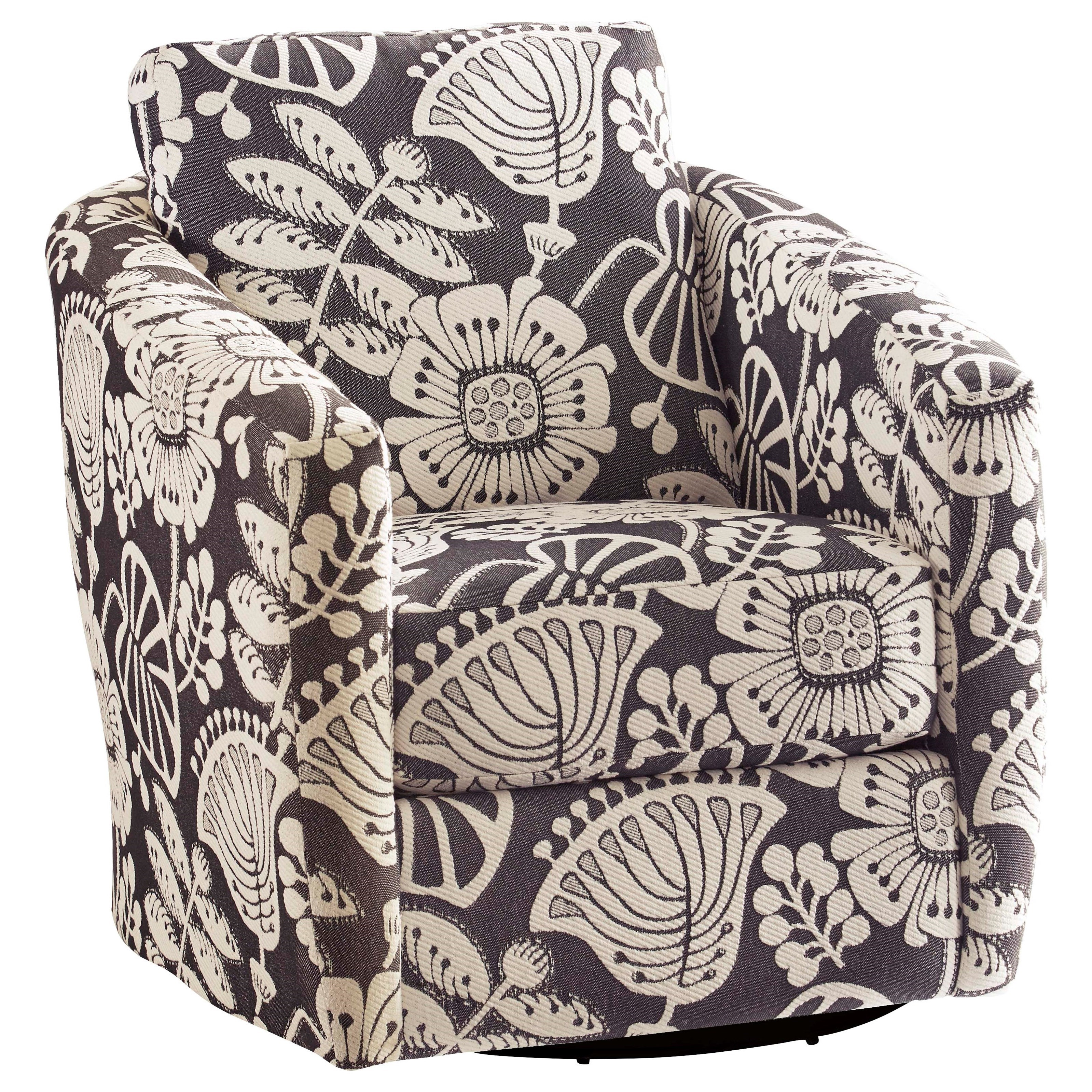 Daisy Swivel Glider Chair by Southern Motion at Furniture and ApplianceMart