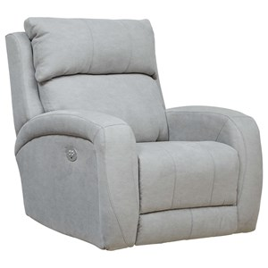 Casual Power Headrest Wallhugger Recliner with SoCozi Technology