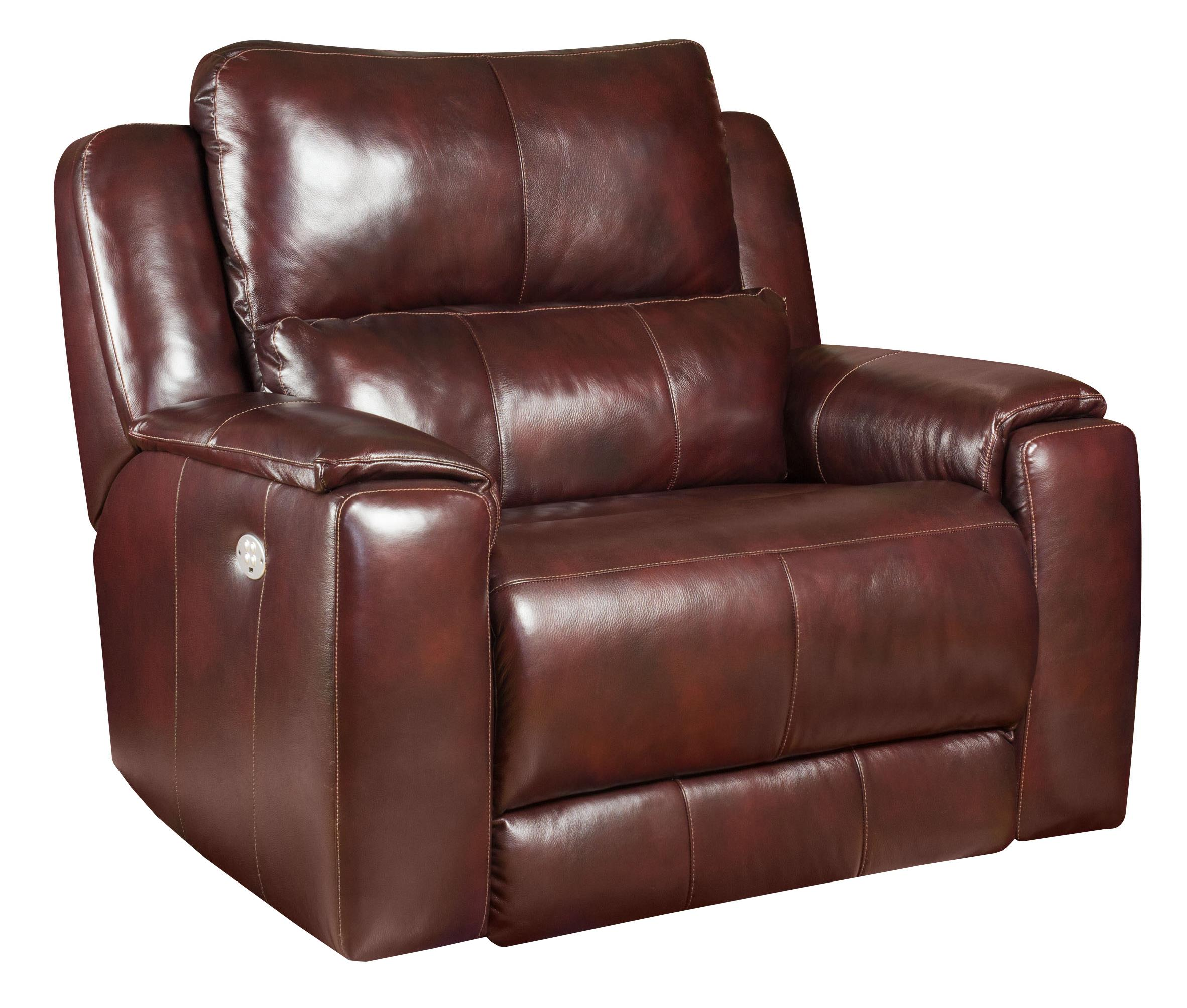 Dazzle Reclining Chair & 1/2 with Power Headrest by Southern Motion at Johnny Janosik