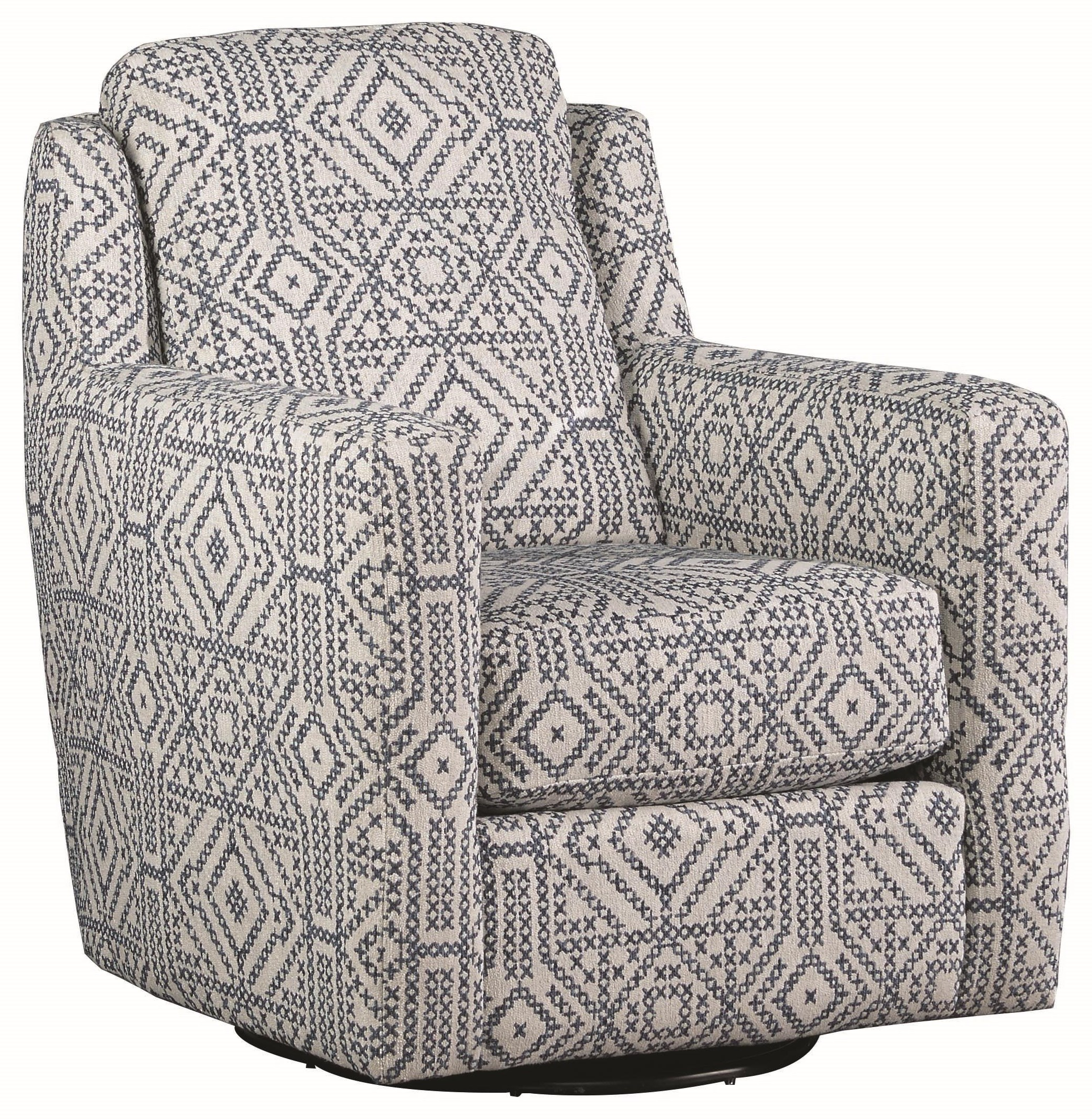 Diva Swivel Glider by Southern Motion at Crowley Furniture & Mattress