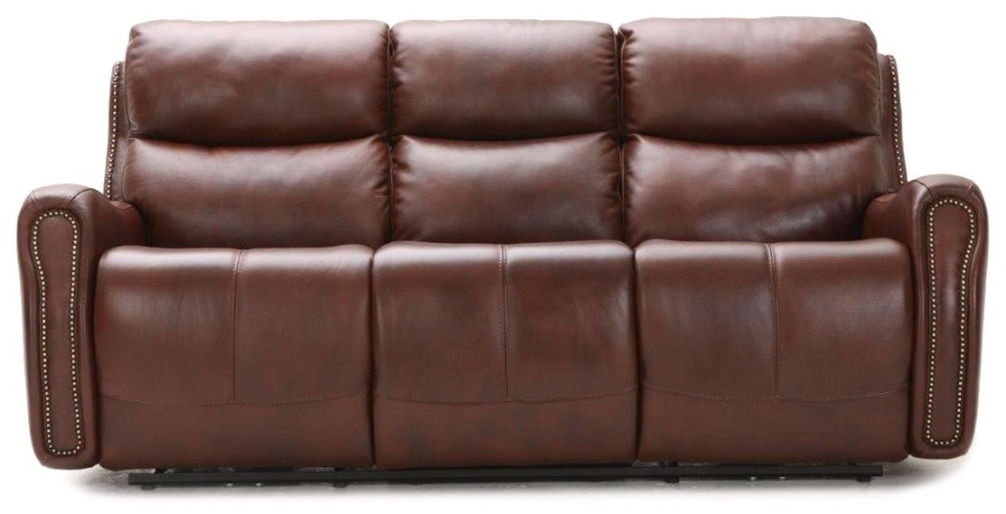 Ellington Power Headrest Sofa by Design to Recline at Rotmans