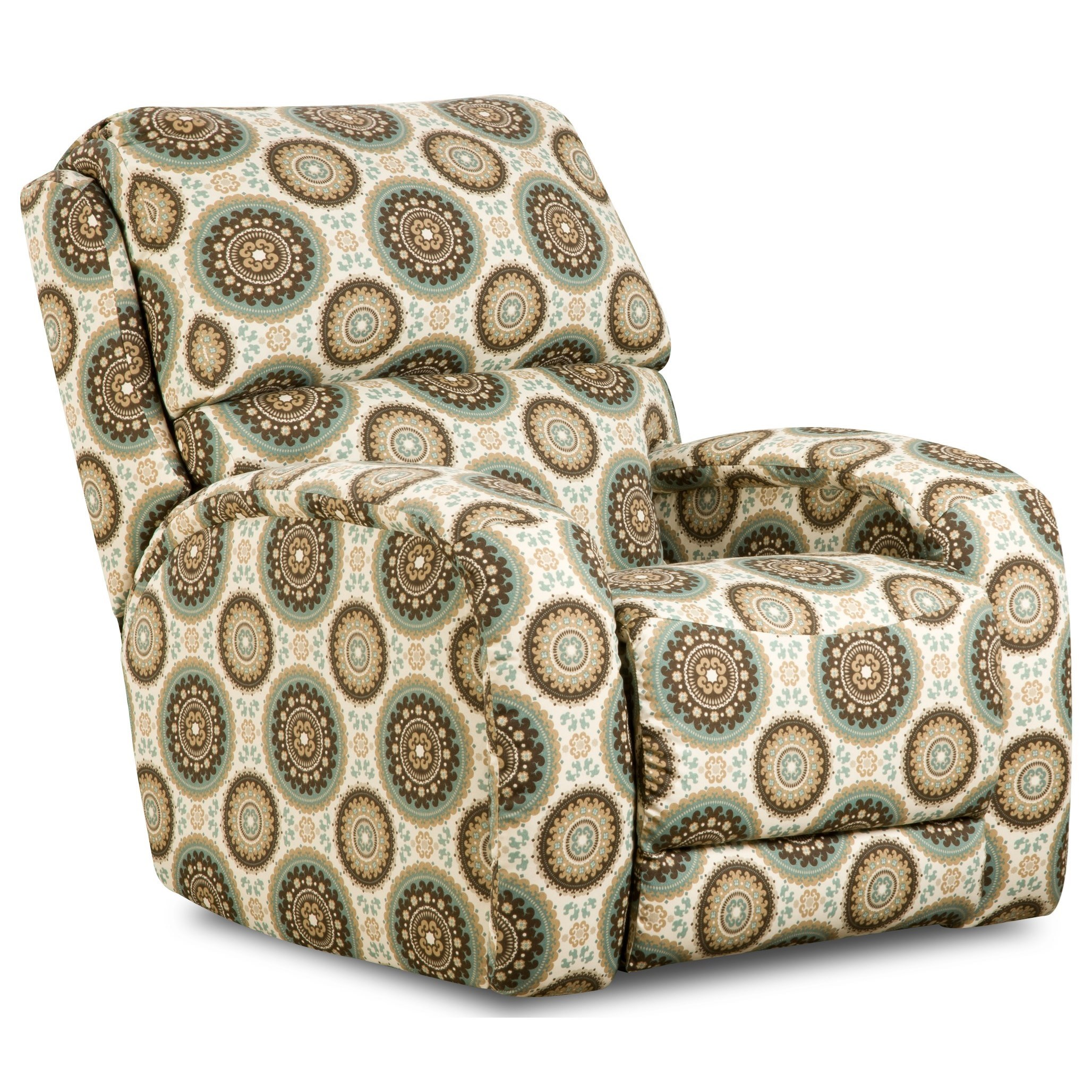 Fandango Power Wall Hugger Recli by Southern Motion at Suburban Furniture
