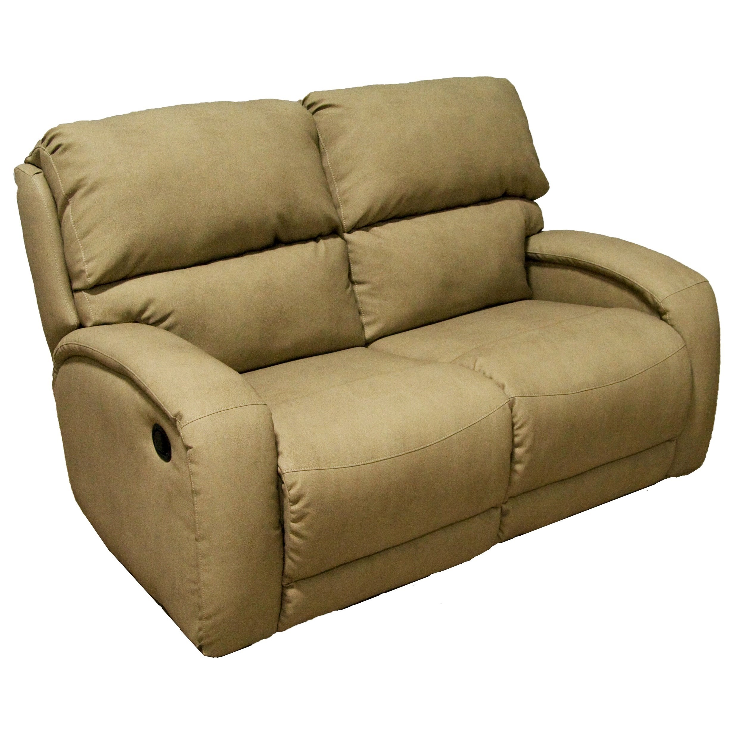 Fandango Double Reclining Loveseat by Southern Motion at H.L. Stephens