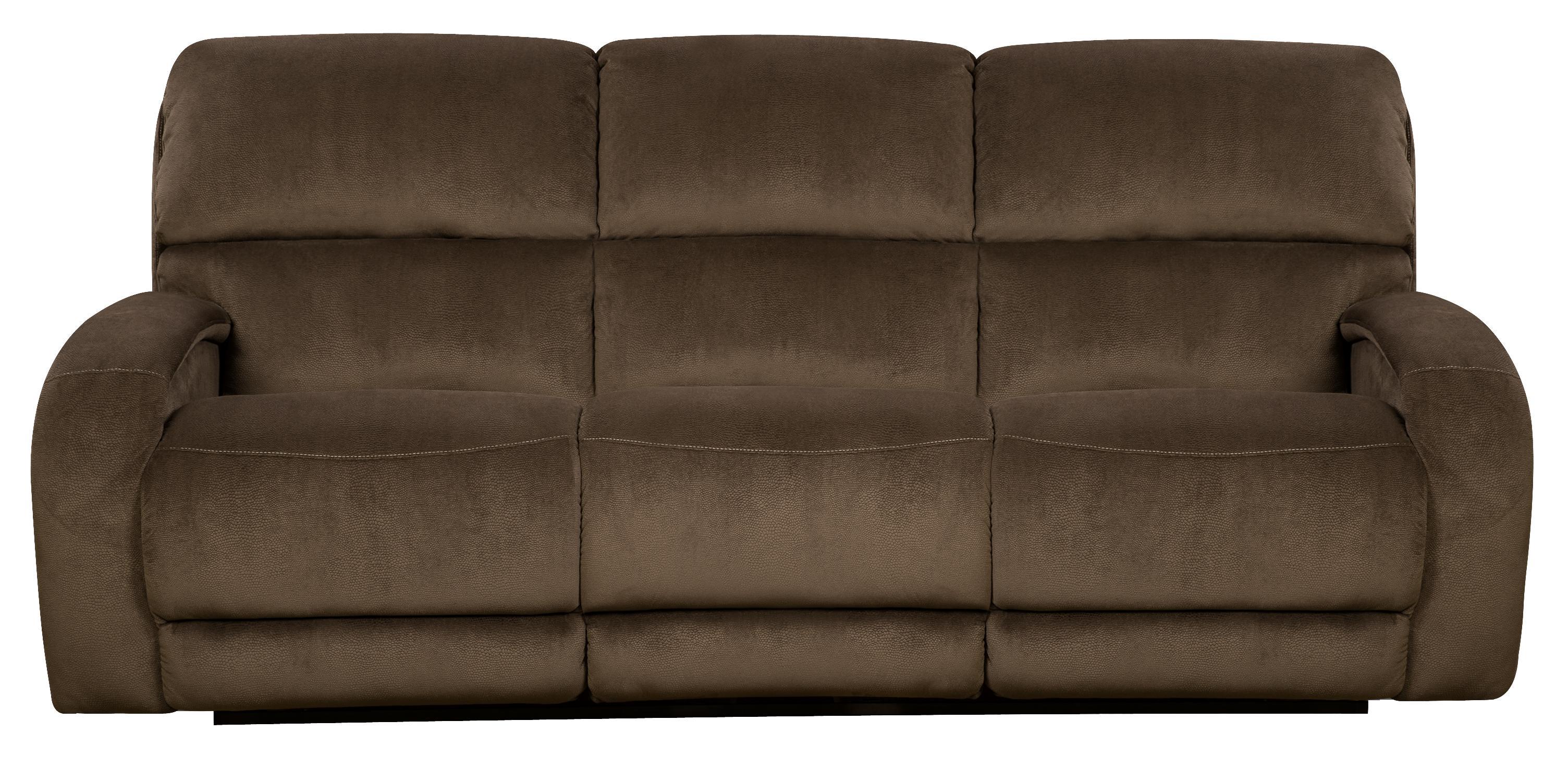 Fandango Power Headrest Reclining Sofa by Southern Motion at Johnny Janosik