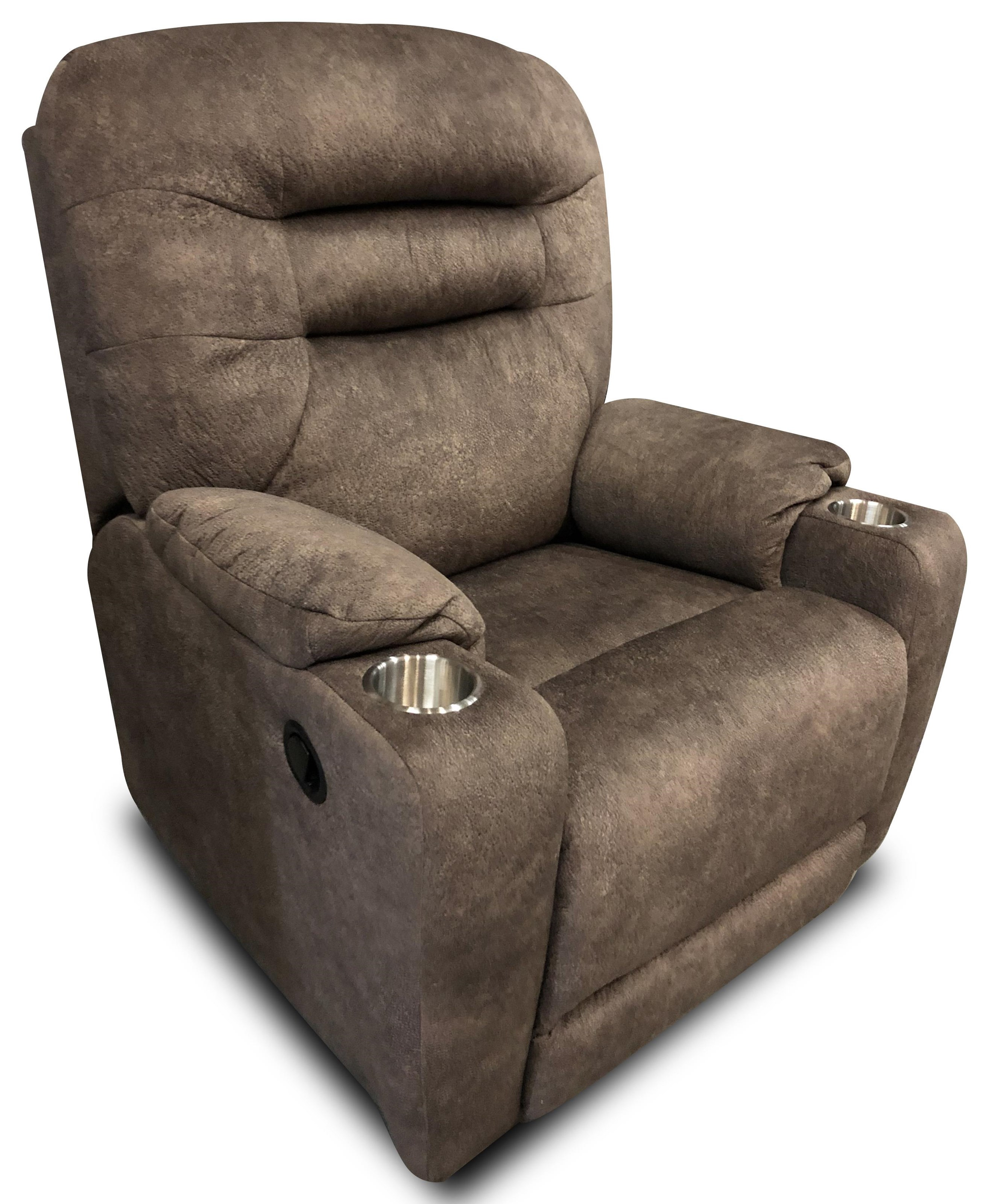 Front Row Wallhugger Recliner by Southern Motion at Ruby Gordon Home